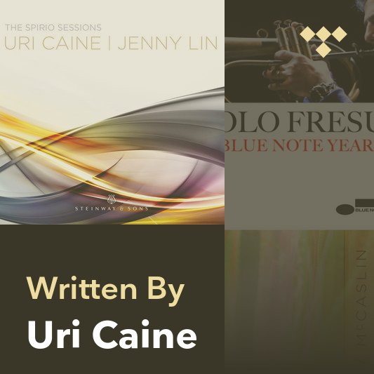 Songwriter Mix: Uri Caine