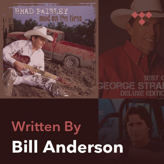 Songwriter Mix: Bill Anderson