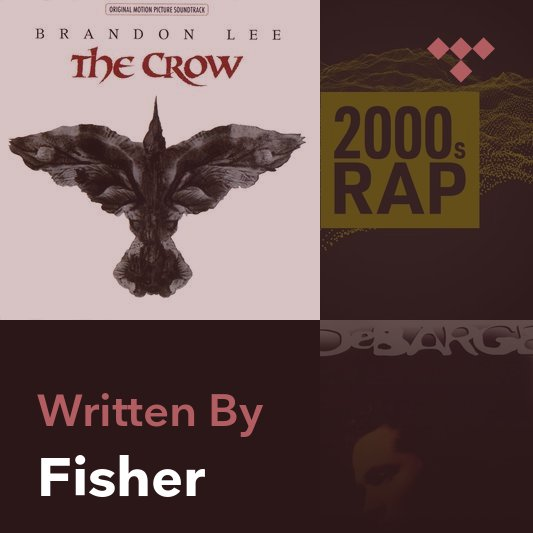 Songwriter Mix: Fisher