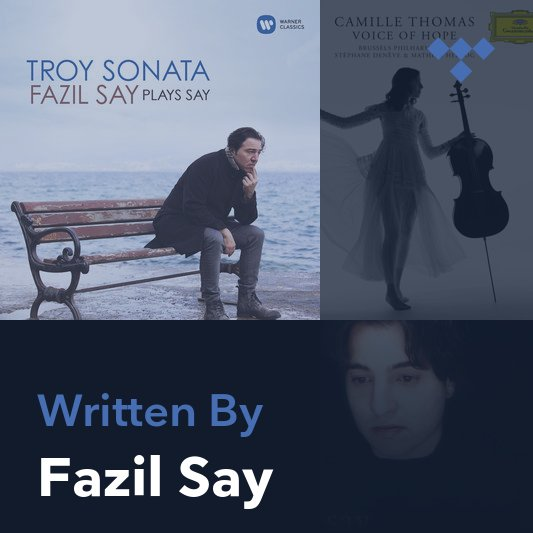 Songwriter Mix: Fazil Say