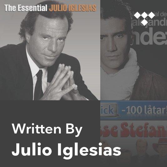 Songwriter Mix: Julio Iglesias