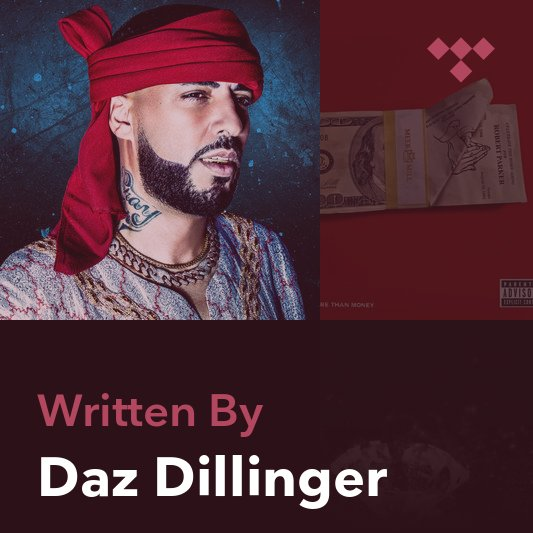 Songwriter Mix: Daz Dillinger