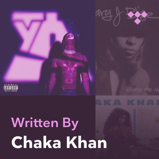Songwriter Mix: Chaka Khan