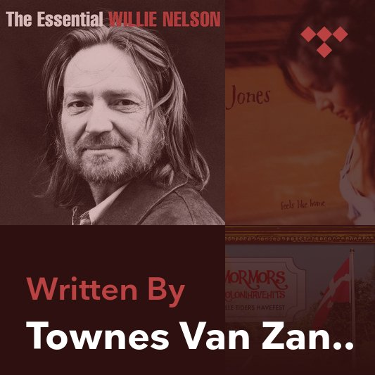 Songwriter Mix: Townes Van Zandt