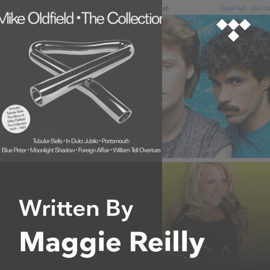 Songwriter Mix: Maggie Reilly