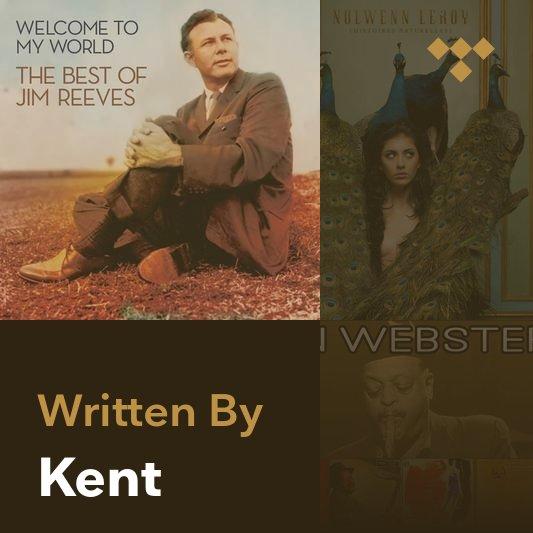 Songwriter Mix: Kent
