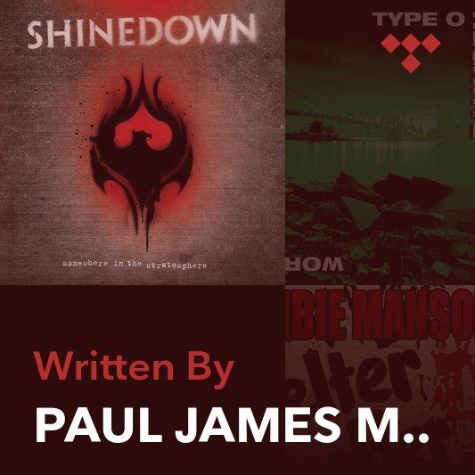 Songwriter Mix: PAUL JAMES MCCARTNEY
