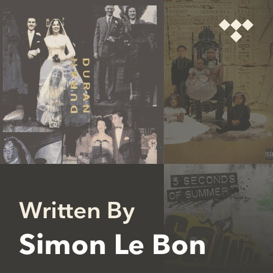 Songwriter Mix: Simon Le Bon