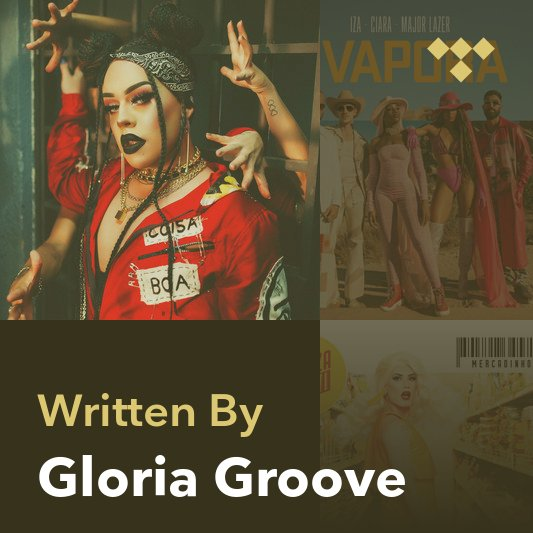 Songwriter Mix: Gloria Groove