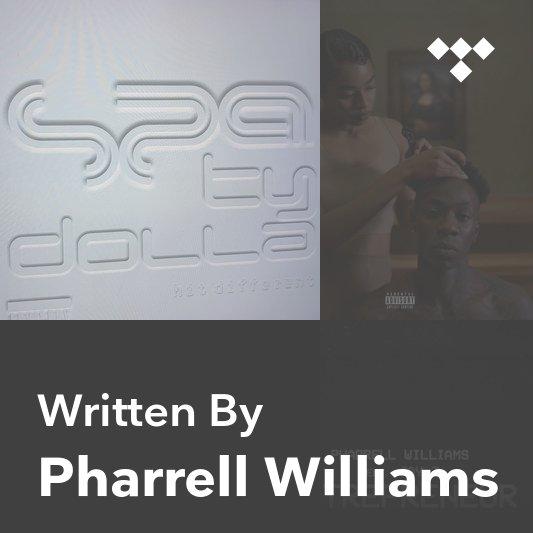 Songwriter Mix: Pharrell Williams