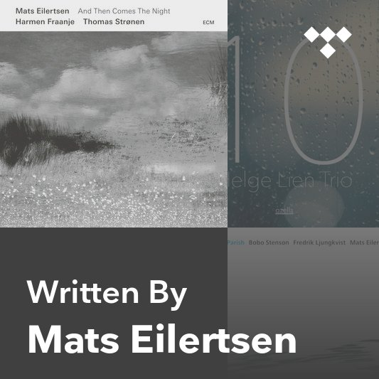 Songwriter Mix: Mats Eilertsen