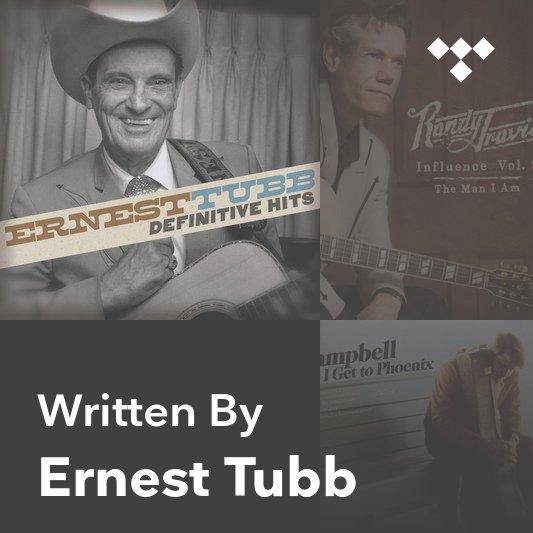 Songwriter Mix: Ernest Tubb