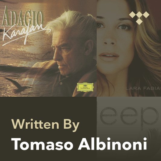 Songwriter Mix: Tomaso Albinoni