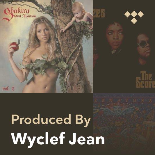 Producer Mix: Wyclef Jean