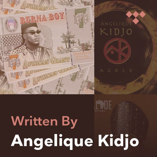Songwriter Mix: Angelique Kidjo