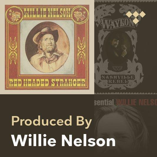Producer Mix: Willie Nelson