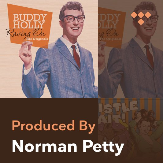 Producer Mix: Norman Petty
