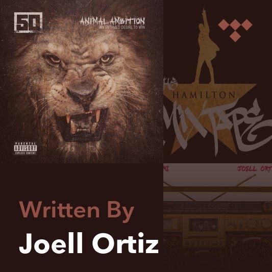 Songwriter Mix: Joell Ortiz