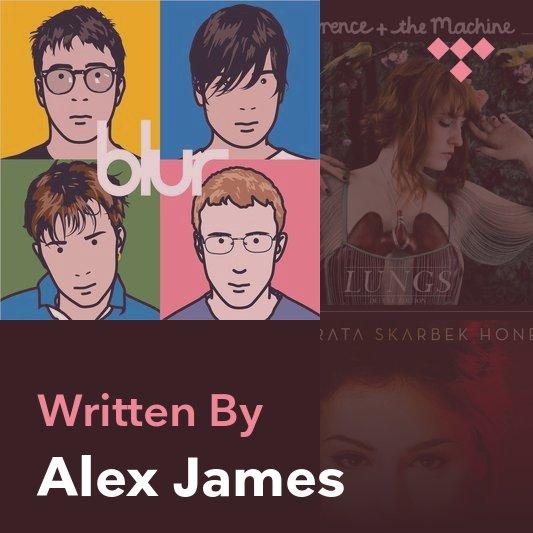 Songwriter Mix: Alex James