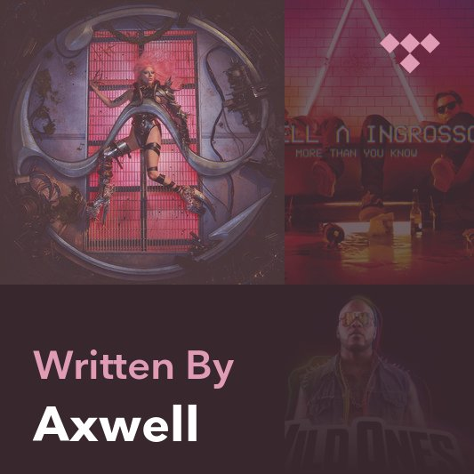 Songwriter Mix: Axwell