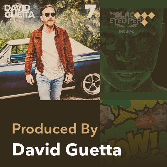 Producer Mix: David Guetta