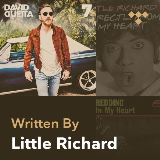 Songwriter Mix: Little Richard