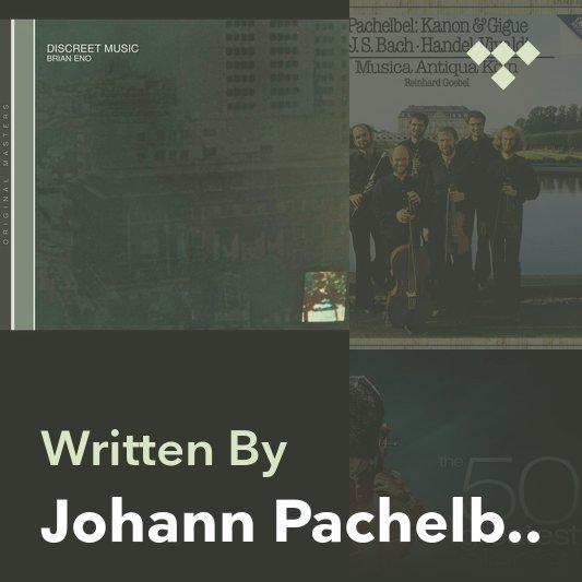 Songwriter Mix: Johann Pachelbel