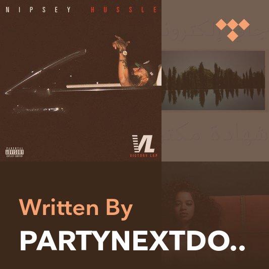 Songwriter Mix: PARTYNEXTDOOR