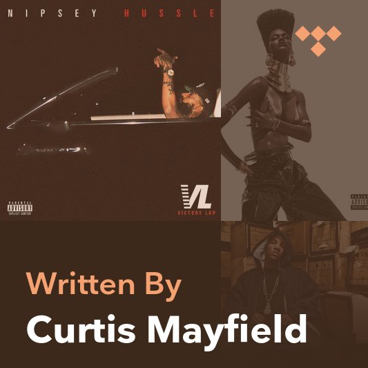 Songwriter Mix: Curtis Mayfield