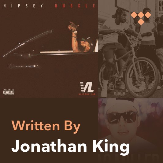 Songwriter Mix: Jonathan King
