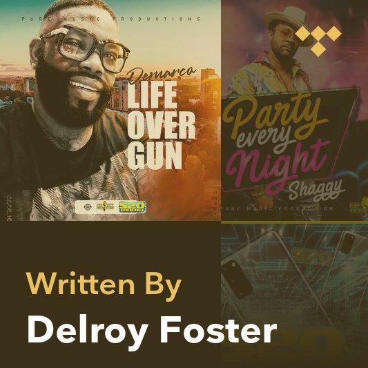 Songwriter Mix: Delroy Foster