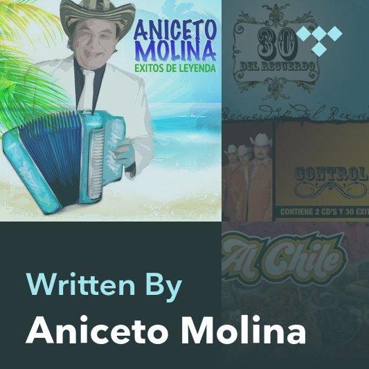 Songwriter Mix: Aniceto Molina