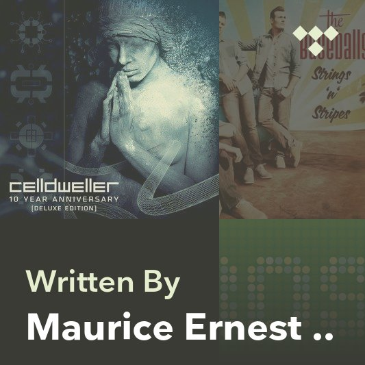 Songwriter Mix: Maurice Ernest Gibb
