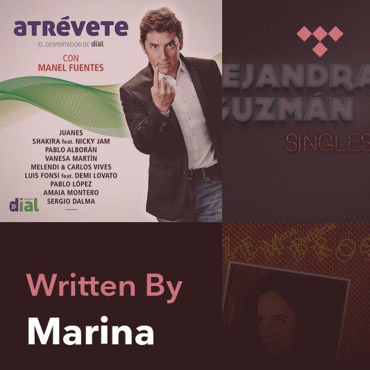 Songwriter Mix: Marina