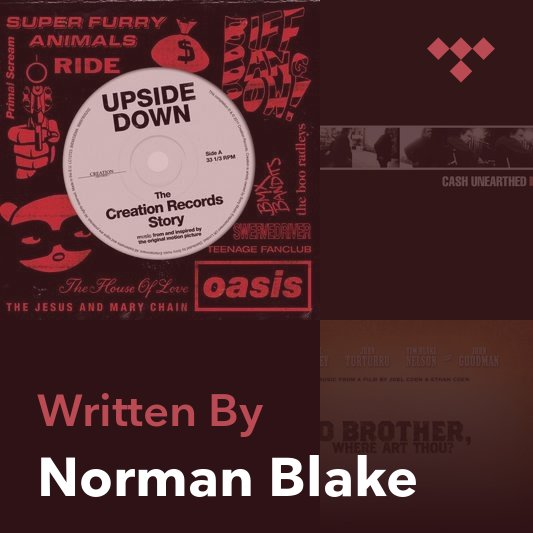 Songwriter Mix: Norman Blake