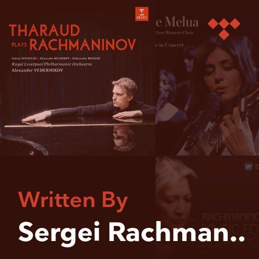 Songwriter Mix: Sergei Rachmaninov