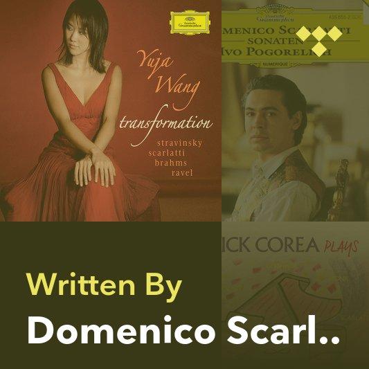 Songwriter Mix: Domenico Scarlatti