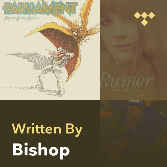 Songwriter Mix: Bishop