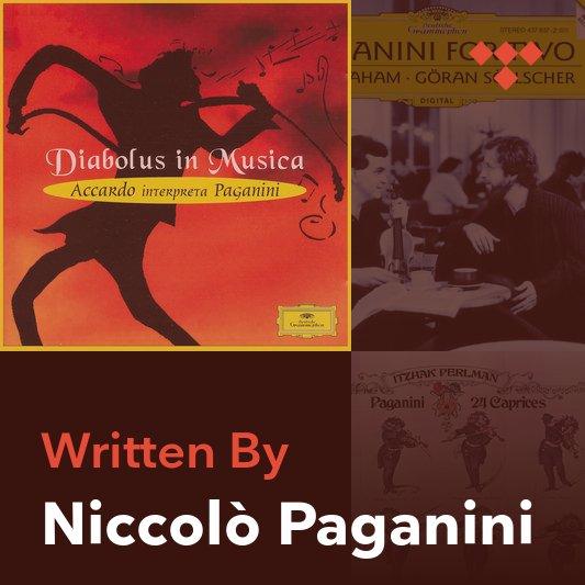 Songwriter Mix: Niccolò Paganini