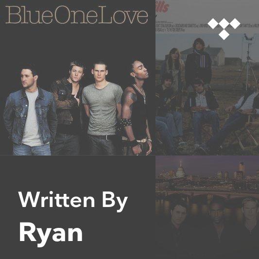 Songwriter Mix: Ryan