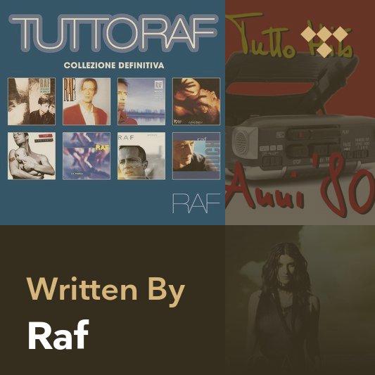 Songwriter Mix: Raf