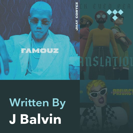 Songwriter Mix: J Balvin