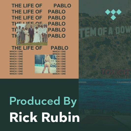 Producer Mix: Rick Rubin