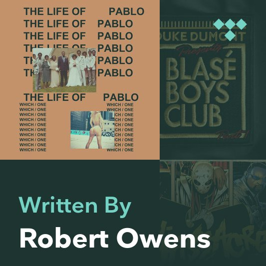 Songwriter Mix: Robert Owens