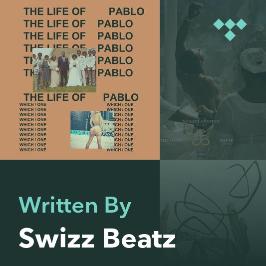 Songwriter Mix: Swizz Beatz