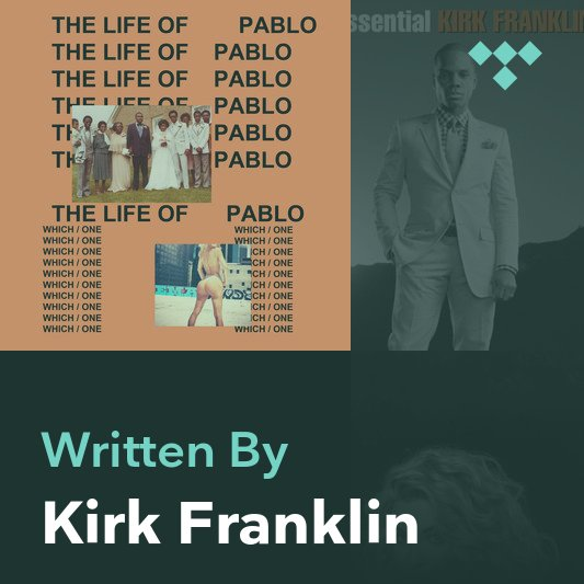 Songwriter Mix: Kirk Franklin