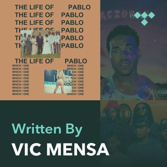Songwriter Mix: VIC MENSA
