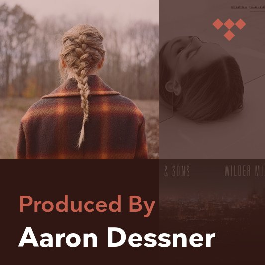 Producer Mix: Aaron Dessner