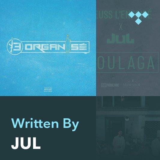 Songwriter Mix: JUL