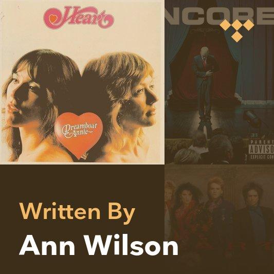 Songwriter Mix: Ann Wilson